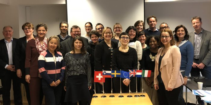 Kick Off Meeting, 16-17 January 2018, Brussels
