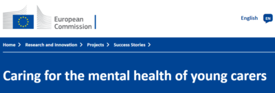 DG Research – Caring For The Mental Health Of Young Carers