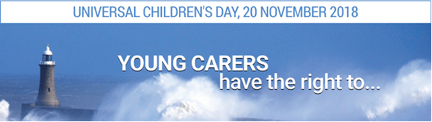 Universal Children's Day – A Reality Check For Young Carers